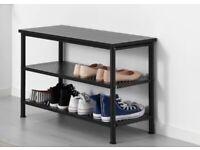 IKEA bench shoe storage
