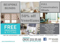 blinds on offer!