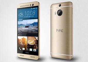 HTC ONE M9 GOLD UNLOCKED 32GB SMARTPHONE WIND ROGERS BELL TELUS 20MP CAMERA