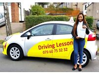 Amazing Driving Lesson