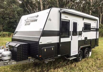 2017 TITANIUM Southern Star SS18, Ensuite, Independent Suspension