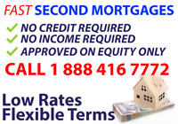 DIRECT SECOND MORTGAGE LENDERS - APPROVED OVER THE PHONE - 24 HR