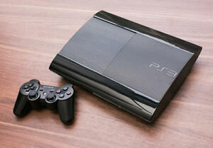 PS3 SUPER SLIM 5OO GO