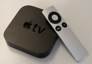 Apple TV 3 like new w/ cords and box