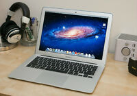 MacBook Air 13 Mid 2012 w/charger AppleCare until Oct 30, 2015!