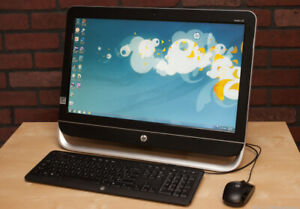 HP Pavilion 23 All in one pc