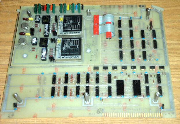 Allen-Bradley UOL & VLO Circuit Board PCB (2) Boards_634658 on Back of VLO