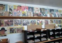 Vinyl for sale: LP records - Rock, Blues, Country, Jazz -