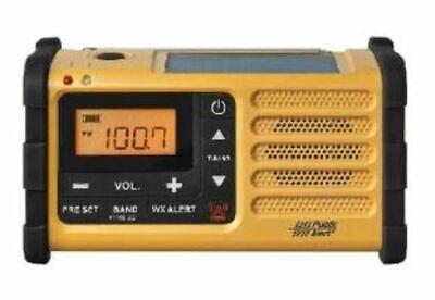 MMR-88 FM / AM / Weather / Handcrank / Solar / Emergency Ale