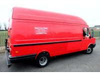 Haul-You-Need Removals Leicester Professional Man and Van Transport and Light Haulage Service