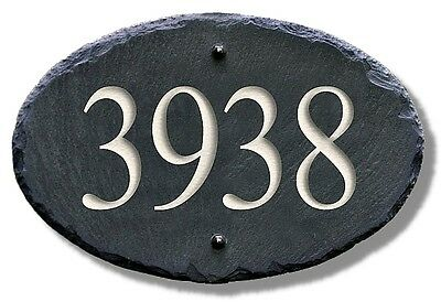 Stone Address Markers (Engraved STONE ADDRESS MARKER/House/Sign/Plaque/Number)