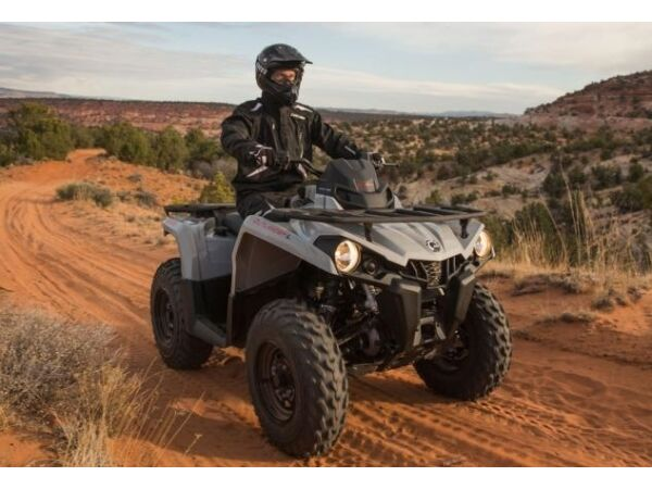 Used 2015 Bombardier Can-Am Outlander L 450 DPS