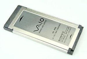 NEW - Sony Vaio Memory Card Adapter 5 in 1 XD SD MMC Vgp-mca20