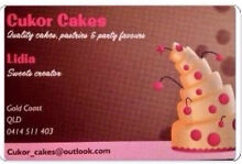 AAAFFORDABLE CUSTOM CAKES/PASTRIES Carrara Gold Coast City Preview