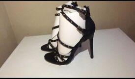 Ladies black heels