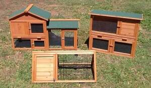 Guinea Pig & chicken Cage hutch - New - Fully Assembled from $70 North Lakes Pine Rivers Area Preview
