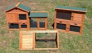 Cages for small animals from $70 Guinea pig chickens duckling NEW North Lakes Pine Rivers Area Preview