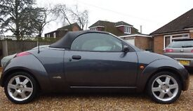 Ford streetka convertible 2005