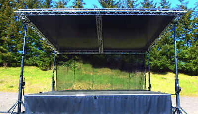 Mobile Stage Trailer 18x20