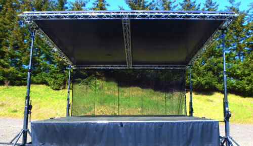 Mobile Stage Trailer 18'x20'