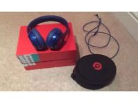 HERE YOU HAVE DR DRE BEATS IN BLUE