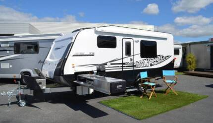 New Golf Savannah 578 Caravan - Off Road - Shower / Toilet Wodonga Wodonga Area Preview