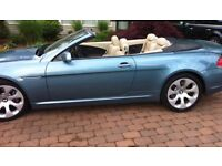 Beautiful and rare BMW 645ci Manual for sale