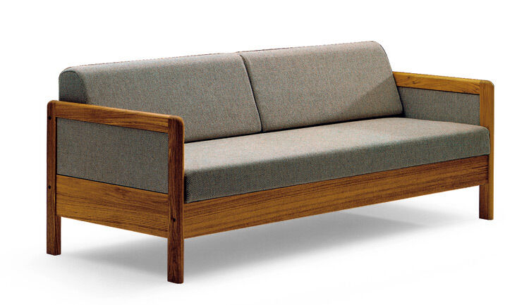A Superb New Danish Double Sofa Bed By Hestbaek In