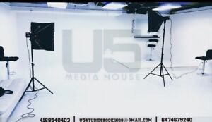 MUSIC AND VIDEO STUDIO FOR RENT!