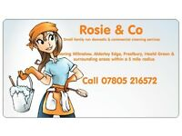 Rosie & Co Domestic & Commercial Cleaning Services
