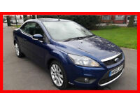 2010 Ford Focus Cc 2.0 CC-3 2dr --- Manual --- Part Exchange Welcome --- Drives Good
