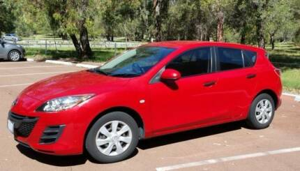 Mazda 3 Neo BL Series 1; 5dr Man 6sp 2.0i