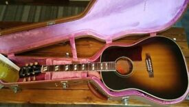 Gibson southern jumbo acoustic guitar sell/swap