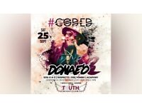 #CODED DONAE'O LIVE By Gold Coast Ent