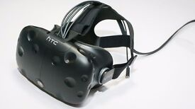 HTC Vive VR headset - Great condition