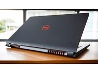GAMING LAPTOP DELL INSPIRON LIKE A NEW WITH WARRANTY