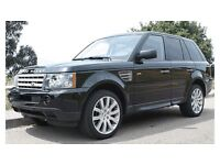 Wanted Range Rover Sport Diesel