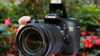 Canon 70D 18-135mm Kit