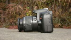 CANON EOS REBEL T6 ... willing to swap/trade for iPhone+ models