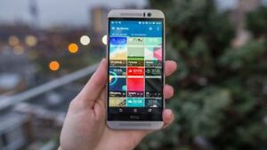 Selling my HTC One M9 phone