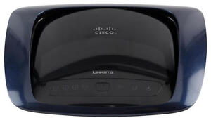 Cisco-Linksys WRT400N Simultaneous Dual-Band Wireless-N Router
