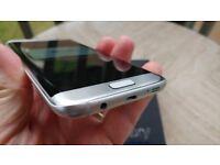 Samsung S7 Edge Silver Titanium in Amersham (HP6)