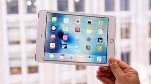 Apple iPad Mini 4, Model A1550, Silver, New in Open Box, Comes with Warranty