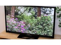 "Samsung PS43E450 43"" HD Ready Plasma tv Television with Freeview"