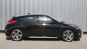 Stylish 2013 Hyundai Veloster, GREAT on gas!