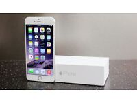 iPhone 6 Plus 16gb white silver locked to Vodafone
