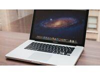 "MacBook Pro 15"" (2012) - 330GB / 4GB RAM / i5 / GOOD CONDITION"