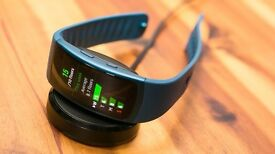 As New Samsung Gearfit 2 Fitness tracker+