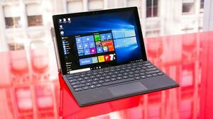 surface pro 4 - 512GB Intel Core i7 - 16GB RAM with Surface Dock