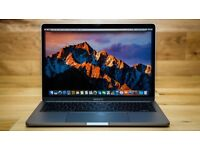 "2016 MacBook Pro 256 GB SSD / 8 GB RAM / 2.0 GHz 13.3"" MLL42B/A Space Gray"